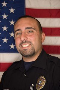 Officer Kevin Crespo