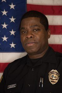 Officer Michel Auguste
