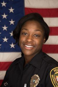 Officer Nickerline Montina