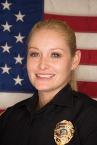 Sergeant Crystal Thompson
