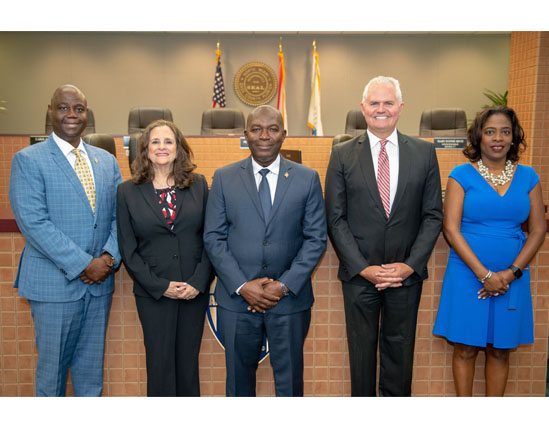 North Miami Mayor and Council
