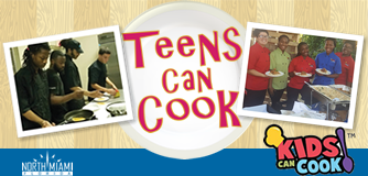 Teens can Cook