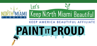 Let's Keep North Miami Beautiful, Paint It Proud