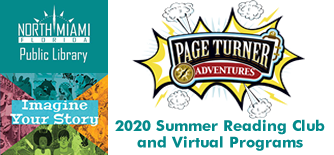 Summer Reading Club and Virtual Program Page Turner Adventures