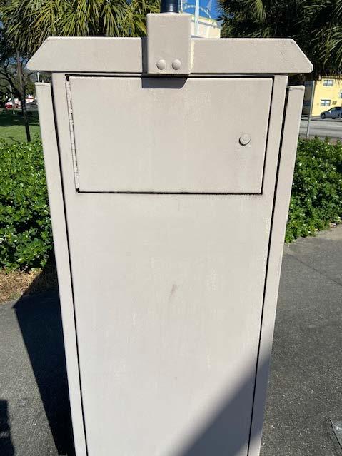 Utility Box Side 2