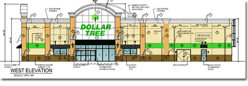 Dollar Tree Building Blueprint