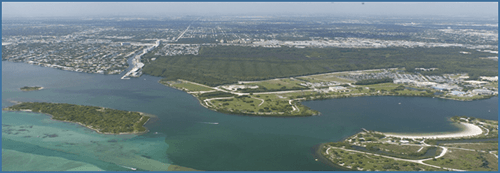Aerial View of North Miami