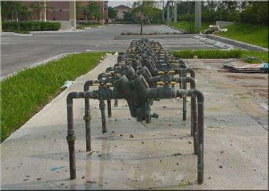 Protect your backflow prevention assembly from theft