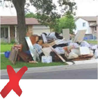 Homeowners Guide - Residential Trash Collection and Sanitation